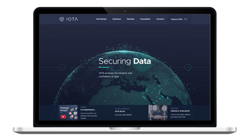 IOTA corporate website